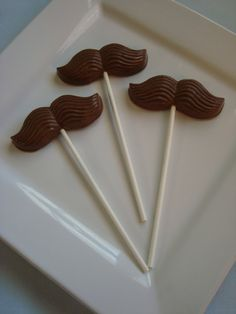 Hey, I found this really awesome Etsy listing at http://www.etsy.com/listing/103437097/12-milk-chocolate-mustache-lollipops