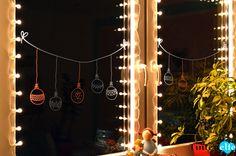 Blog Tintenelfe.de - Plotter Freebie für ein weihnachtliches Fenster #plotter #plotterdatei #freebie #silhouette #cameo