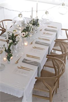 Table decoration wedding – table decoration wedding winter 15 best photos - New Site Table Decoration Wedding, Wedding Table Layouts, Wedding Table Settings, Wedding Centerpieces, Setting Table, Elegant Table Settings, Wedding Table Arrangements, Dinner Table Settings, Table Cloth Wedding