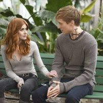 "KATHERINE MCNAMARA, WILL TUDOR  ""You Are Not Your Own,"""