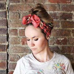 Peinados con pañuelos - yolandamiro.com