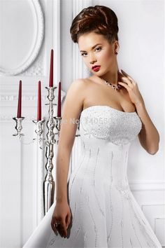 Luxury Wedding dresses 2015 New Arrival quartz crystals wedding tulle Bridal Gowns Bridal line sheer Rhinestone Vestido Fold