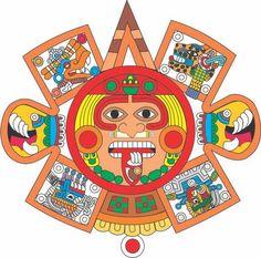 dioses aztecas   Dioses de las Eras Cosmogónicas