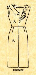 I have a great dress pattern for Barbie. I made this one many times back in the 1960's. A favorite. Easy, but with some challenges like the collar.  Instructions for saving and printing…