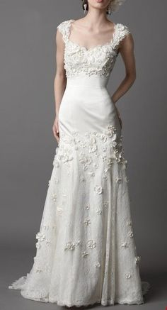 boho wedding dress.. LOVE it!!
