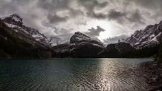 """Play """"The Rocky Clouds"""" A time lapse video with an adventure to the Canadian Rockies. Canadian Rockies, No Time For Me, Serenity, Canada, Clouds, Adventure, Nature, Travel, Outdoor"""