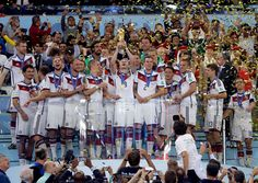 World Cup Final: Germany Defeats Argentina in Extra Time Soccer World, Soccer Fans, World Of Sports, Soccer Players, Soccer Stuff, World Cup Final, Thing 1, World Cup 2014, Champions