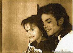 Michael (caressing)