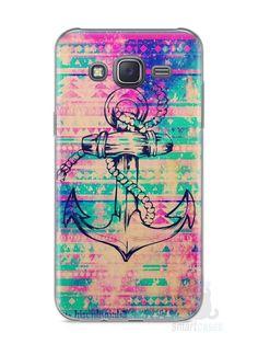 Capa Samsung J5 Âncora #1 - SmartCases - Acessórios para celulares e tablets :)