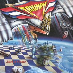 Triumph-Lay It On The Line (1979)