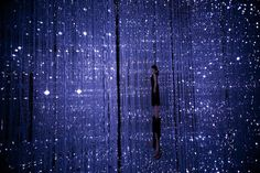 Wander through the Crystal Universe | DMM.PLANETS Art by teamLab | July 16…