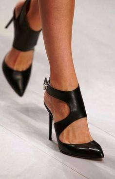 I can never have enough black shoes!