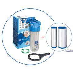 Σύστημα φίλτρανσης νερού 3 σταδίων Aqua Filter - ClimaCheap | MALTEZOS - Ηλιακα θερμοσιφωνα- Κλιματισμός - Θέρμανση Shopping