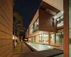 http://www.inmagz.com/ architecture amazing l residence in bangkok by office at view on night f