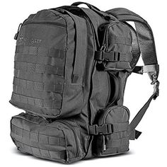 Black Operator Modular Assault Pack is a comfortable full-featured pack. Large…
