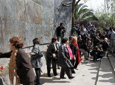 Bachelet: He vuelto como sobreviviente a Villa Grimaldi