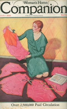links to vintage sewing books online!