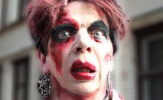 David Hoyle stripped down - Gay & Lesbian - Time Out london