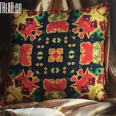 Silk Pillow by TheFAD.co http://www.thefad.co