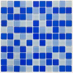 COLORTIL - LINHA MISCELÂNEA - ASHS212 MISCELANEA ASHS212 DIMENSAO 30 x 30 cm COR Azul ESPESSURA 4 mm REDE APLICACAO Paredes Externas, Paredes Internas, Pisos MATERIAL Pastilha de vidro SUPERFICIE Lisa AMBIENTE Área Molhada, Banheiro, Cozinha, Piscina