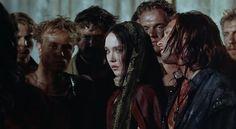 Isabelle Adjani in the film 'La Reine Margot' (1994)