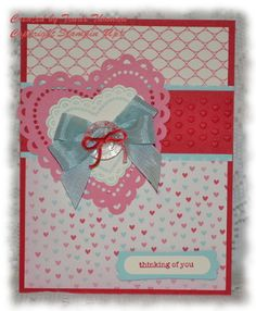 More Amore by stampwithtrude - Cards and Paper Crafts at Splitcoaststampers