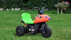 Buy Kids' Ride-On 6V Trike UK deal for just: £28.99 Watch your child whizz around the garden with the Kids' Ride-On 6V Trike      Features a delightful ladybird design      Perfect for ages 3 and up, and can take up to 20kg      Features a 6V 10ah battery and a 30w motor      Tricycle style will ensure it doesn't tip over      Tyres are durable and strong, perfect for outdoor or indoor...