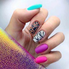 Chrome Nails, Gold Nails, Shellac Nail Designs, Tape Nail Art, Nail Drawing, Really Cute Nails, Zebra Nails, French Manicure Nails, Les Nails