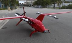 Airbus and Local Motors push forward with cargo drone crowdsourcing project — GeekWire Cheap Drones With Camera, Drone With Hd Camera, Latest Drone, Flying Vehicles, Flying Drones, Drone For Sale, Drone Technology, Aircraft Design, Drone Quadcopter