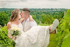 #wedding #couple # mariage #vignoble…
