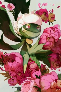 Roserade - Pokemon