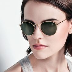 Ray-Ban classic round metal! #summermusthave #summer #zomertrends #round #rayban #sunglasses