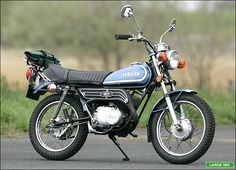 ヤマハ MINI GT80 1972 名車ライブラリ