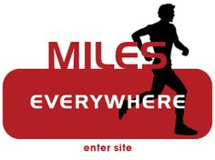 Miles for Cystic Fibrosis - this could be really cool!
