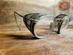 Lunettes vintage - Steampunk/Cosplay/Costumes/collection/Unique