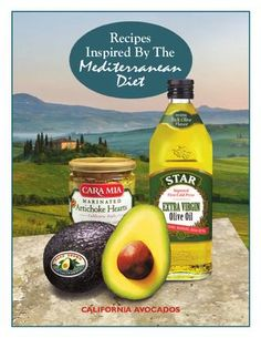 Recipes Inspired by the Mediterranean Diet