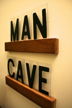 Cool Gifts For Men Mens Gifts Custom Sign Geekery  by LukeLampCo, $69.00