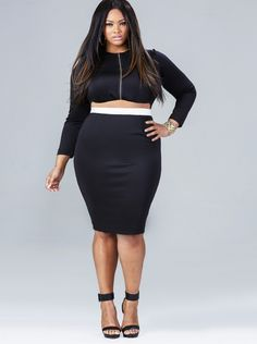 213 Best Curvy Little Black Dresses Images Plus Size Dresses