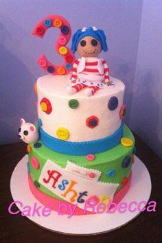 Lalaloopy Rag Doll Birthday Cakes, Birthday Ideas, Sweet Treats, Party Ideas, Facebook, Dolls, Desserts, Crafts, Food
