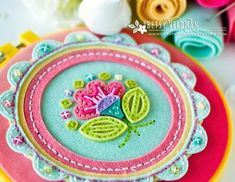 The Hoopla Stitching Collection & More...