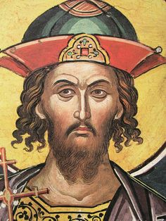 Фрески. Греция (альбом) | VK Paint Icon, Byzantine Icons, Orthodox Icons, Vignettes, Notre Dame, Sketches, Saints, Sketchbooks, Warriors