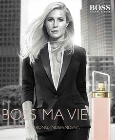 Boss Ma Vie de Hugo Boss >http://bit.ly/1pIerSE El nuevo perfume fresco y floral para mujer. Femenino, fuerte, independiente...