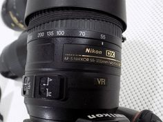 Nikon & Cameras with VR & 4 Nikon Lenses Nikon Camera Lenses, Nikon Digital Camera, Nikon D70, Camera Frame, Reflex Camera, Camera Photography, Best Camera, Vr, Cameras