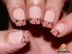 Apipila - P.4 Nail Stamping, Nails, Beauty, Finger Nails, Ongles, Beauty Illustration, Nail, Nail Manicure