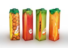 Juices (tetrapack)