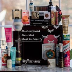 Most reviewed & top rated products @influenster! 😍❤️ the best in beauty! I cannot wait to try them all! @influenstercashback #influenster #influensterreviewerschoice #influenstercashback Top Rated, Glow, Prints, Beauty, Products, Sparkle, Beauty Illustration, Gadget
