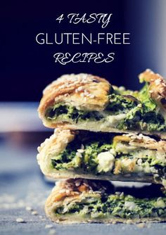 Gluten-free living has become more mainstream than ever. Whether you're eating gluten-free because it's medically necessary or you just like the way it makes you feel, we've pulled together four of our favorite gluten-free recipes for every meal of the day, and even a few snacks. 4 Tasty Gluten-Free Recipes http://www.active.com/nutrition/articles/4-tasty-gluten-free-recipes?cmp=17N-PB33-S35-T6---1130