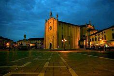 Piazza di Montagnana, Padua