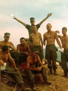 This picture represents my story because it was about a group of guys who who were fighting against the Vietnamese together. They looked out for each other and wanted to make sure the others got home safely