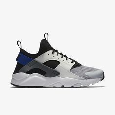 promo code a6d2b 99d89 Now Buy Mens Nike Air Huarache Ultra White Black Dark Grey Racer Blue Best  Save Up From Outlet Store at Airhuarache.